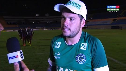 Tiago Luís entra, sela vitória e destaca Goiás mais intenso com Hélio dos Anjos