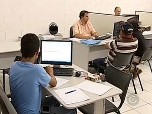 Linha de crédito com juros baixos atrai micro e pequenos empresários (Foto: Reprodução / TV TEM)