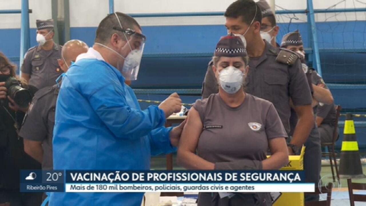 Polícia procura homem que furtou doses de vacina no Rio