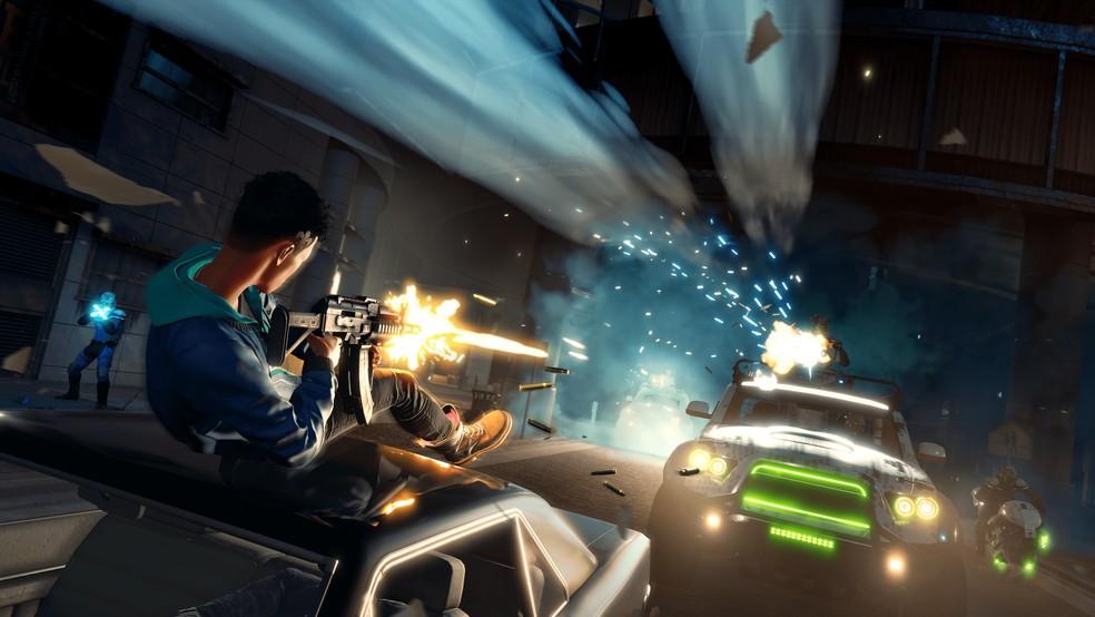 Saints Row é um jogo que promete ser rival do GTA 6 e tem lançamento previsto para 25 de fevereiro de 2022 — Foto: Divulgação/Volition