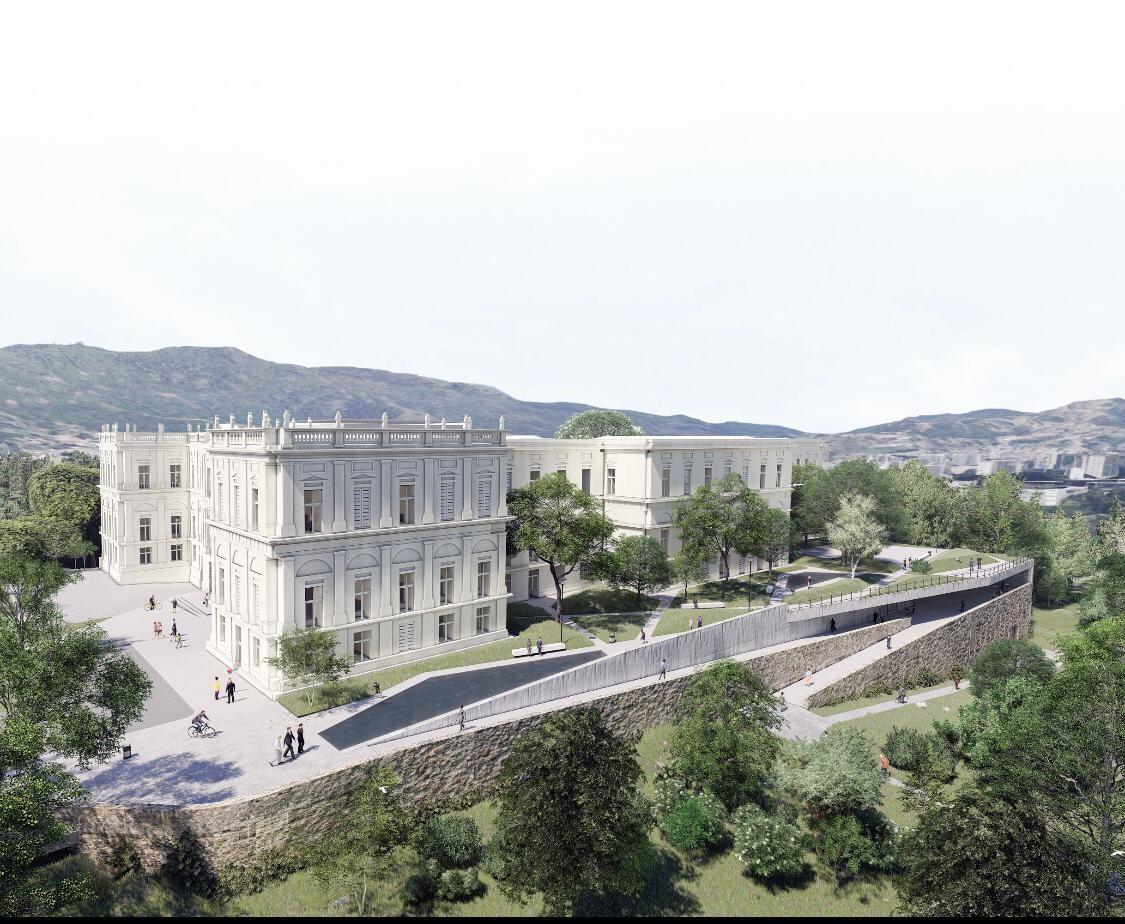 Veja o primeiro estudo de reconstrução do Museu Nacional