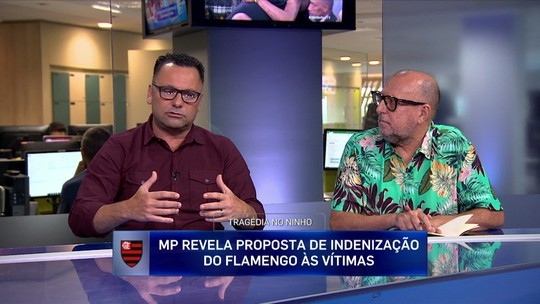 Jornalistas criticam postura do Flamengo em meio a crise após tragédia do Ninho do Urubu