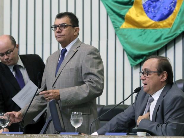 Projeto que unifica tribunais de contas do Ceará começa a tramitar na Assembleia (Foto: AL/Divulgação)