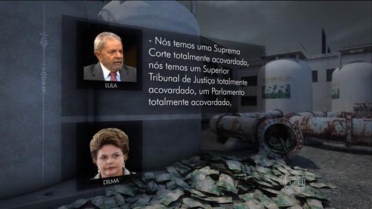 Conversas telefônicas de Lula são grampeadas pela Polícia Federal
