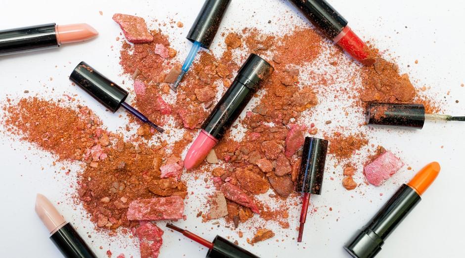 maquiagem, batom, esmalte, cosméticos (Foto: Reprodução/Pexels)