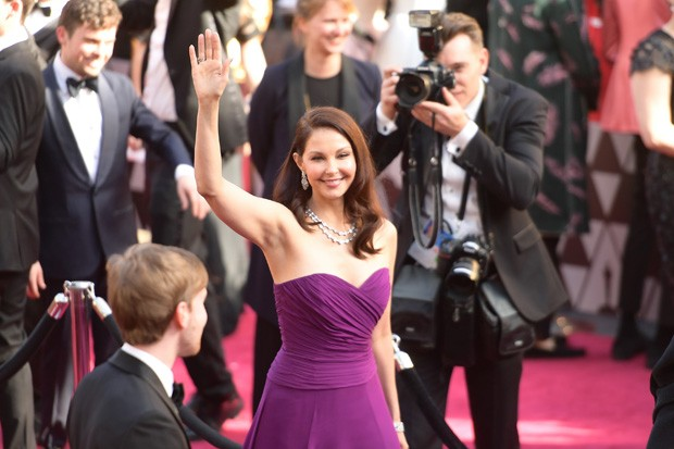 HOLLYWOOD, CA - MARCH 04:  Ashley Judd attends the 90th Annual Academy Awards at Hollywood & Highland Center on March 4, 2018 in Hollywood, California.  (Photo by Matt Winkelmeyer/Getty Images) (Foto: Getty Images)