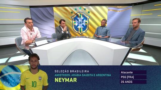 Seleção SporTV analisa convocação da Seleção Brasileira de Tite