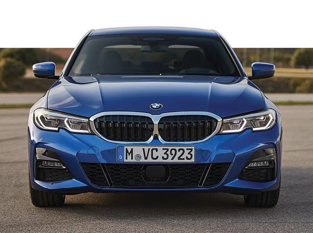 BMW Serie 3 (Foto: Divulgação)