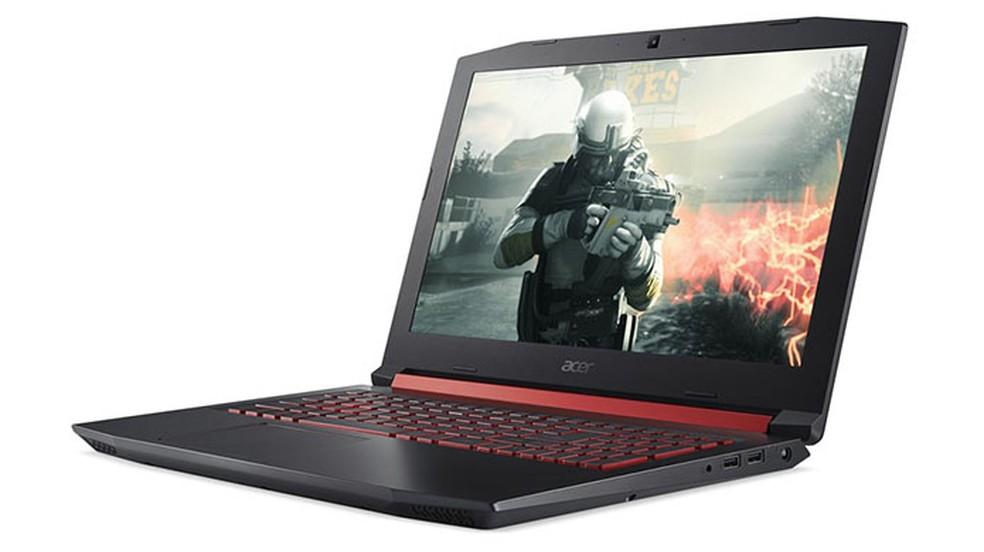 Acer Aspire Nitro 5 também foi atulizado para os novos processadores (Foto: Divulgação/Acer)