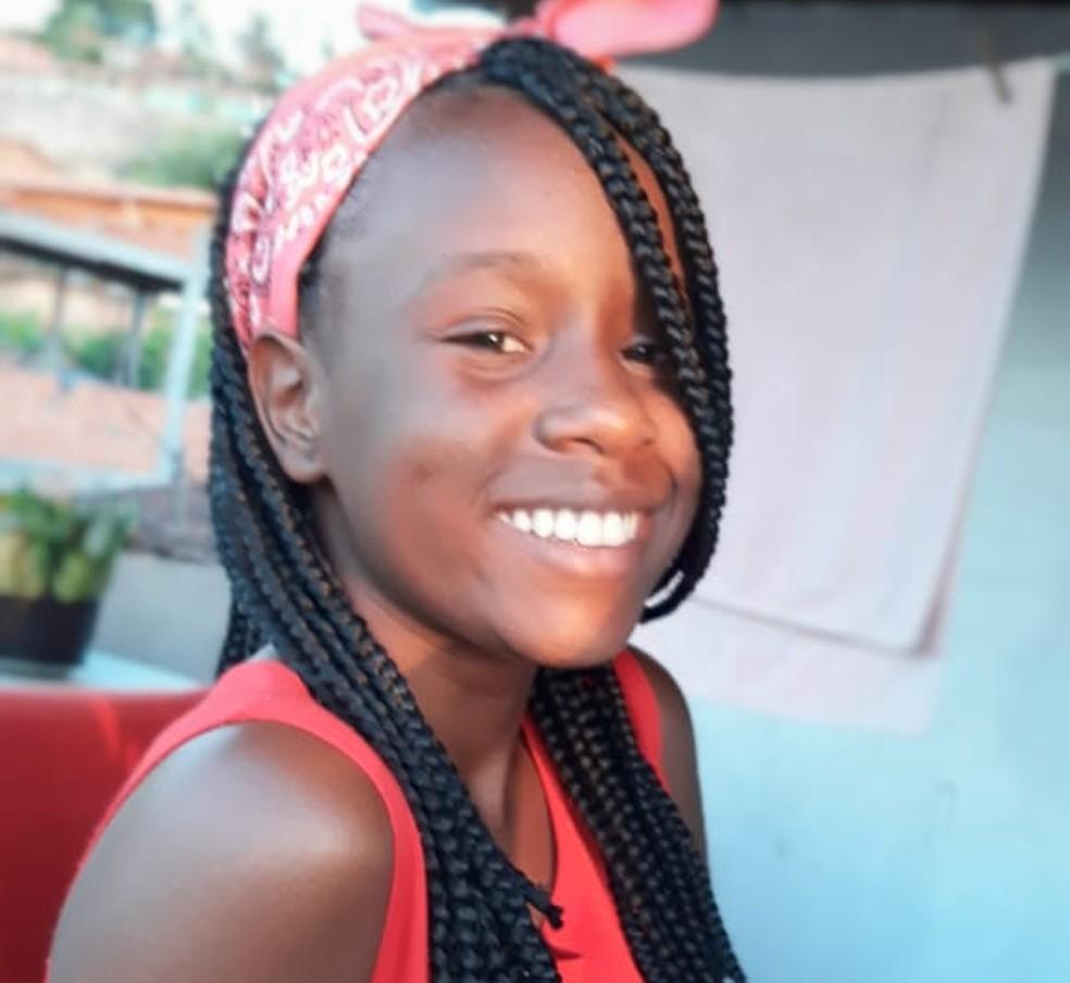 Quézia Ferreira foi aprovada em curso de verão na Universidade de Stanford — Foto: Arquivo Pessoal