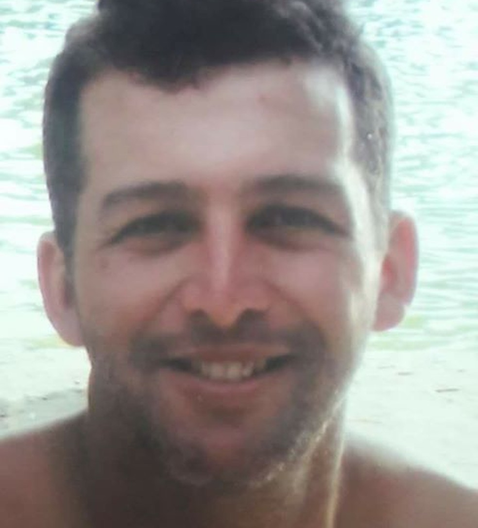 Oclecio da Cruz Almeida foi encontrado morto pela polícia (Foto: Polícia Civil/Divulgação)