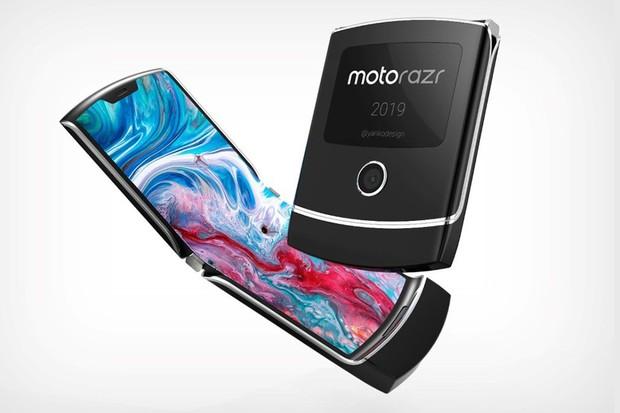 O Motorola Razr V4 ainda não tem uma data de lançamento oficial, mas fez barulho na internet após a divulgação das primeiras imagens (Foto: divulgação)