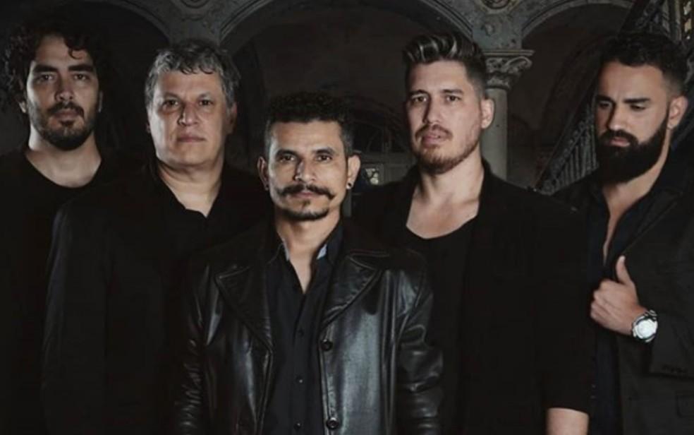 Banda Two Wolves está entre as atrações do festival — Foto: Festival Macellaio/Divulgação