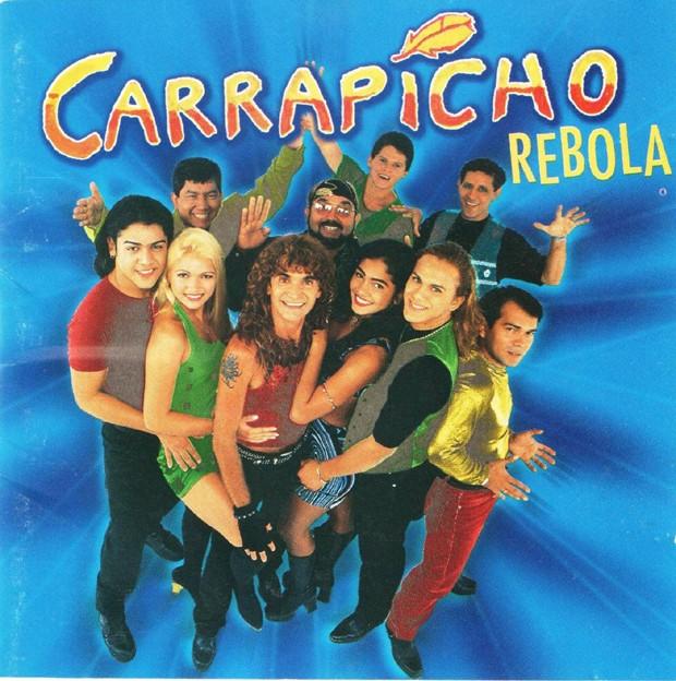 Carrapicho foi um dos únicos artistas brasileiros a conseguirem entrar na Billboard cantando português (Foto: Reprodução/Instagram)