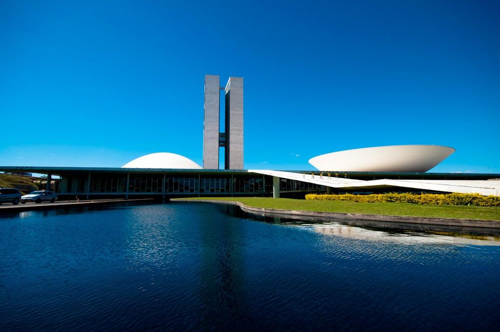 Congresso Nacional, em Brasília (Foto: Marcelo Brandt/G1)