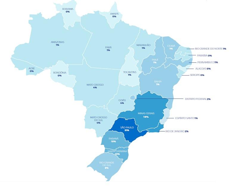 mapa-startups (Foto: Divulgação/Abstartups)