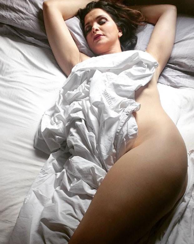 Luiza Ambiel (Foto: Reprodução)