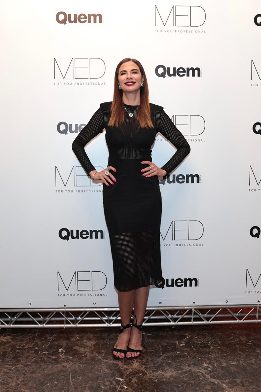 Luciana Gimenez (Foto: Rafael Cusato/Ed. Globo)