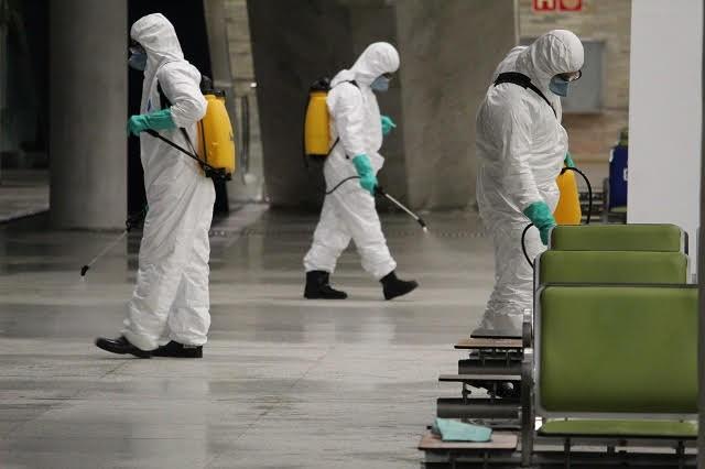 Casos de coronavírus na Paraíba em 20 de setembro