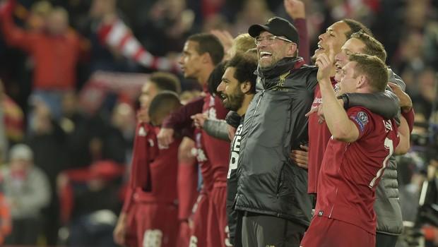 Liverpool: como futebol e tecnologia levaram o time à final do maior campeonato do mundo (Foto: Getty Images)