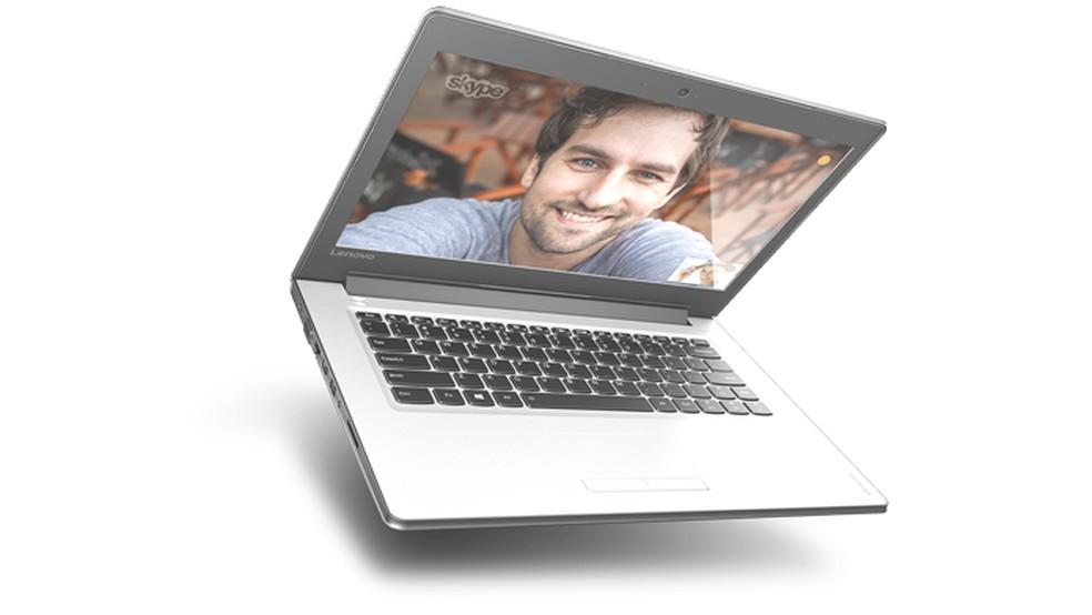 Novo Ideapad da Lenovo permite escolher entre Windows e Linux como sistema operacional — Foto: Divulgação/Lenovo