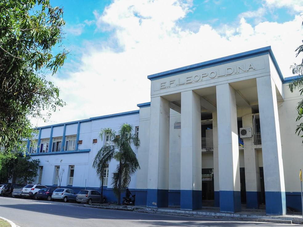 A Smece fica na Praça Cinco de Julho, no prédio da antiga Estação Ferroviária — Foto: Rogério Azevedo/Prefeitura de Campos dos Goytacazes