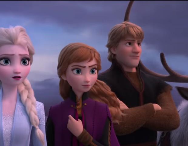 Cena de Frozen 2 (Foto: Divulgação)