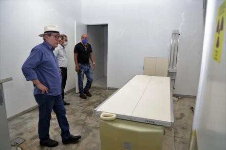UPA passa por obras e se tornará hospital de campanha para receber pacientes com coronavírus em Araguaína