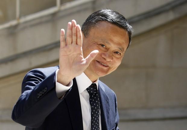 Jack Ma: aniversariante e aposentado (Foto: Getty Images)