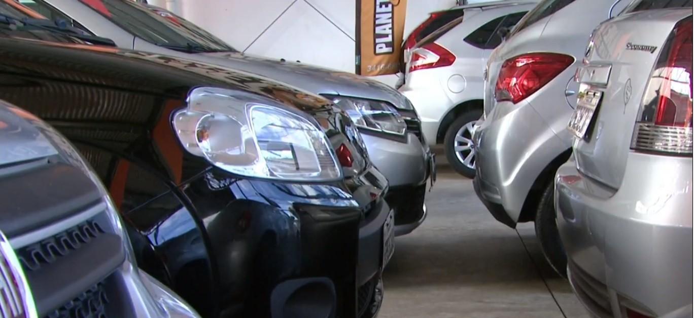 Venda de veículos novos cai em MT devido à menor produção durante a pandemia de coronavírus