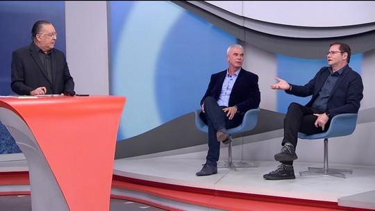 """Comentaristas analisam situação de CSA e Avaí: """"Talvez caiam antes da última rodada"""""""
