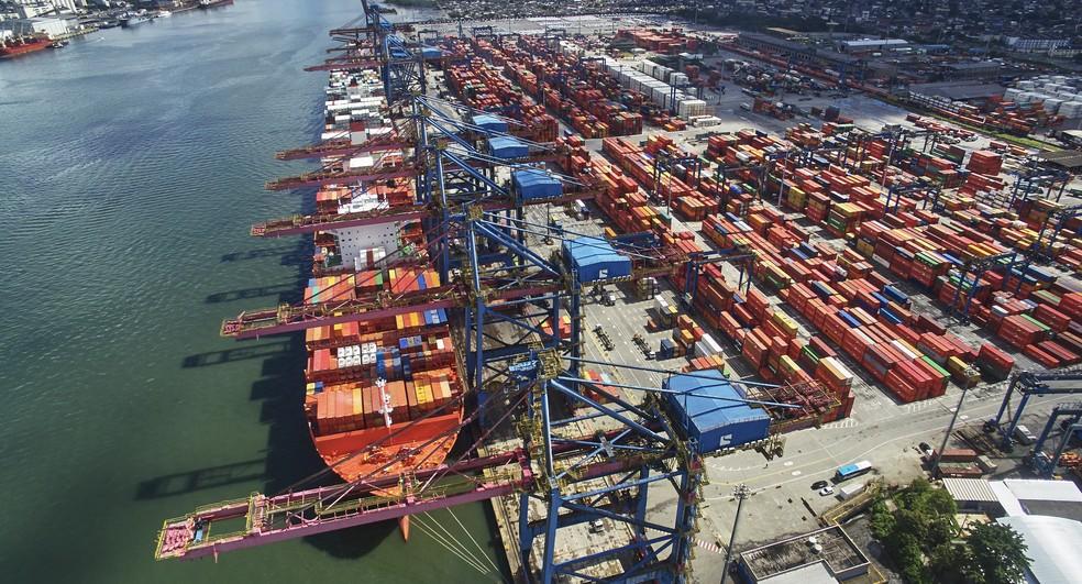 Resultado de imagem para terminais portuários