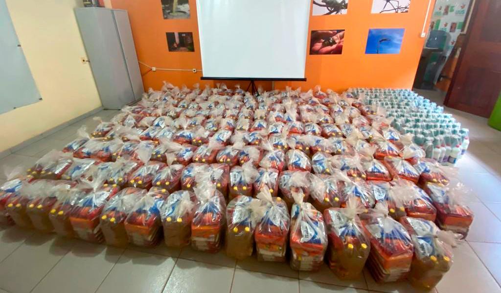 Projeto Juruti contra Covid-19inicia mais uma etapa de ação humanitária nas zonas rural e urbana