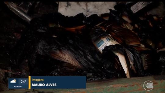 Governo solicita perícia para avaliar incêndio no Albertão. Bombeiros dão prazo de 30 dias