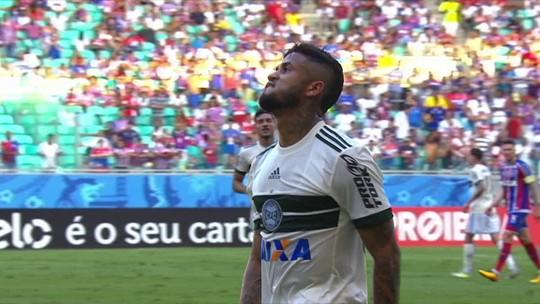 """Martin Silva, Léo, Neilton, Jael e Willians: de quem é o """"garrancho"""" da 26ª rodada?"""