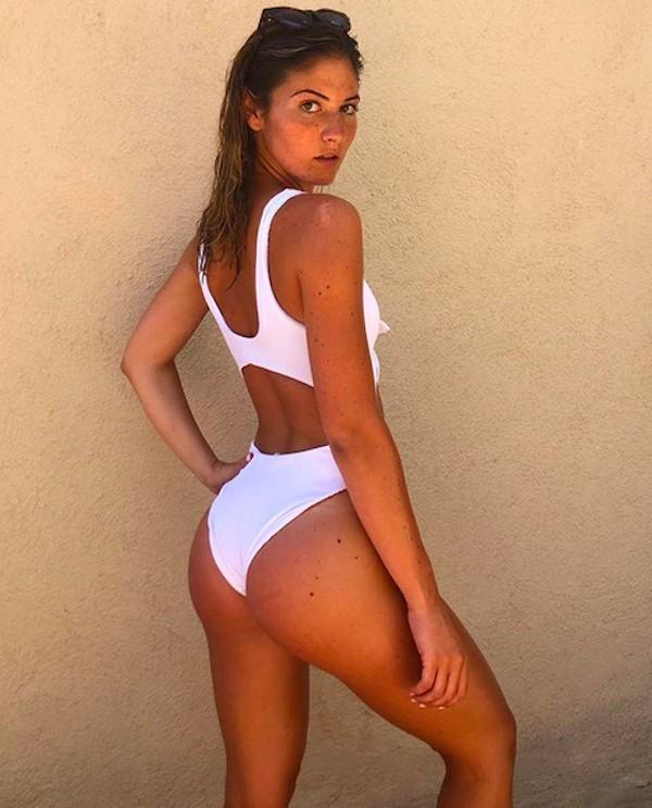 A modelo Shauna Sexton (Foto: Instagram)