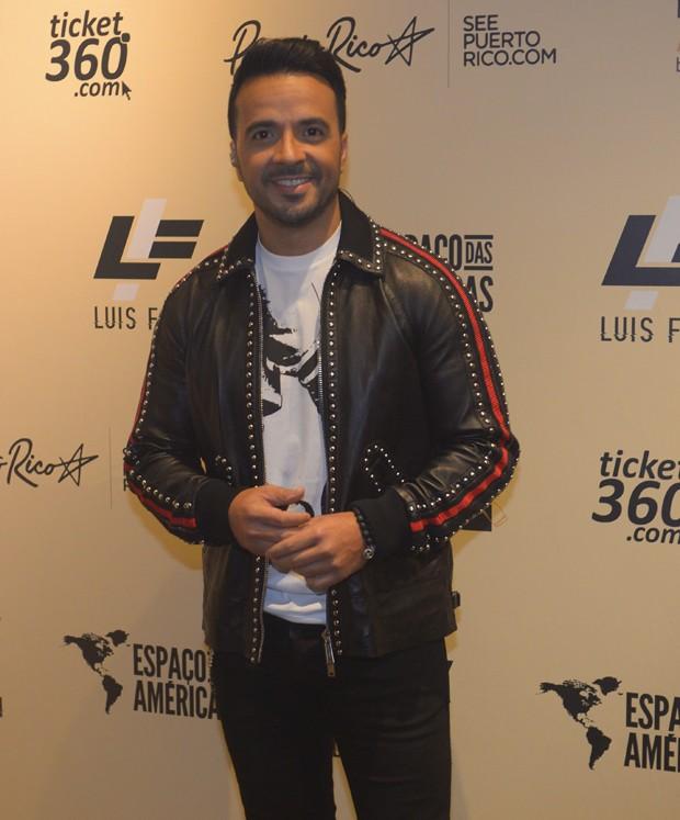 Luis Fonsi (Foto: Francisco Cepeda/AgNews)