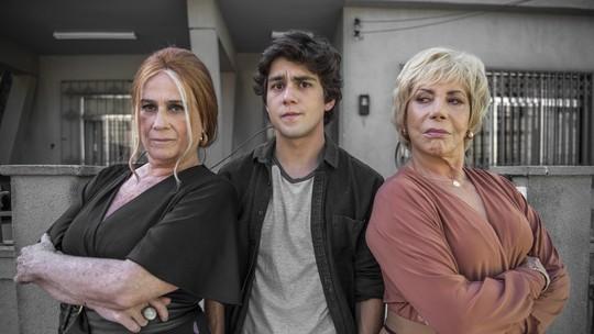 Vera Holtz, Arlete Salles e Daniel Rangel apresentam 'Eu, a Vó e a Boi; veja making of exclusivo!