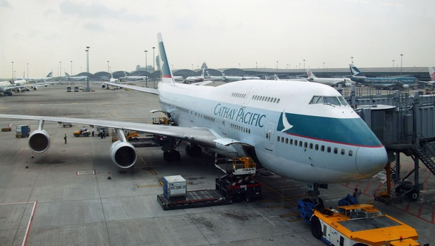 Cathay Pacific Airways (Foto: Christian Keenan/Getty Images)