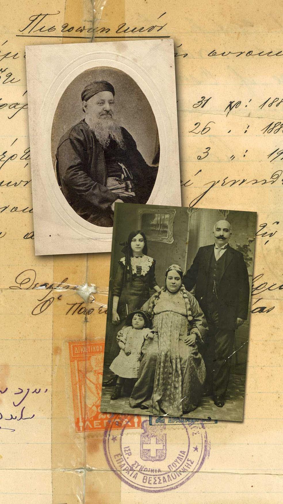 Famílias montam até dossiês para provar ligação com judeus expulsos há séculos de Portugal — Foto: Reprodução