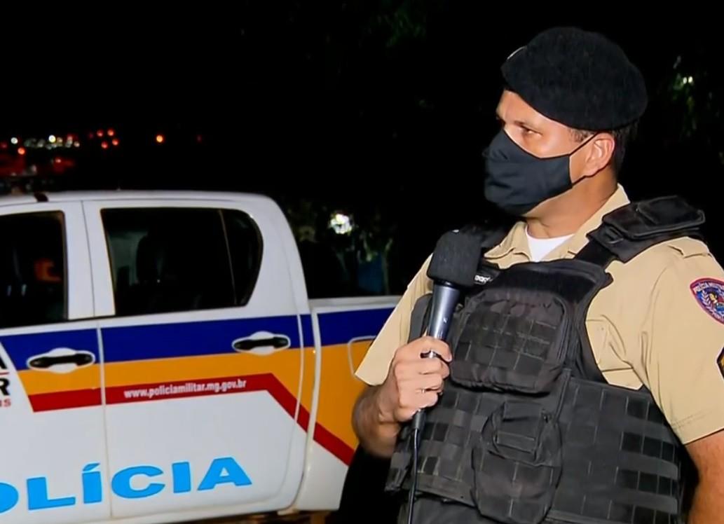 Polícia Militar realiza operação para garantir segurança durante colheita de café