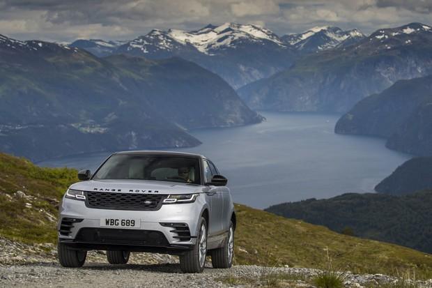 Land Rover Velar 2019 (Foto: divulgação)