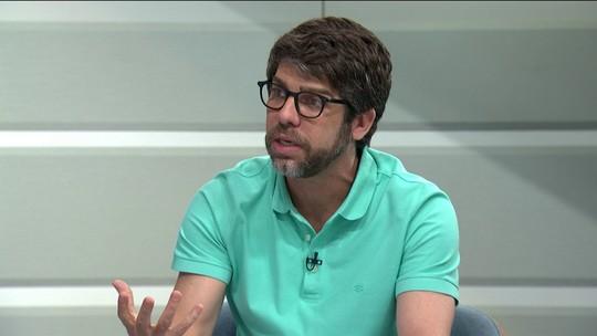 Para Juninho, faltou atitude e poder de concentração ao Vasco contra o Racing