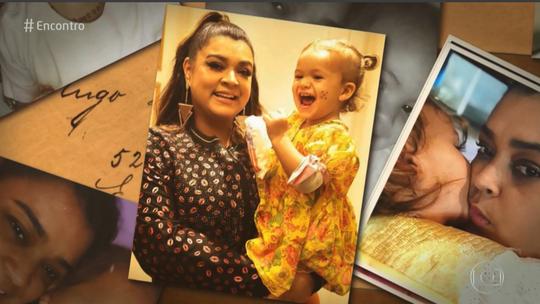 Preta Gil conta que adora mimar a neta, mas precisa de aprovação do filho: 'Pergunto o que pode'
