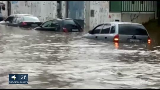 Chuva deve voltar a cair em SP nesta sexta-feira pelo 3º dia consecutivo