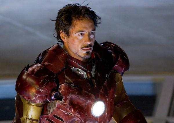 Robert Downey Jr. em Homem de Ferro  (Foto: Reprodução )