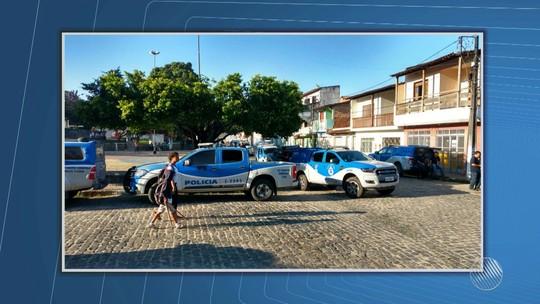 Polícia cumpre 21 mandados de prisão contra quadrilha na BA; líder está foragido