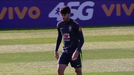 Amistoso contra o Panamá pode ser chance valiosa para Lucas Paquetá na Seleção
