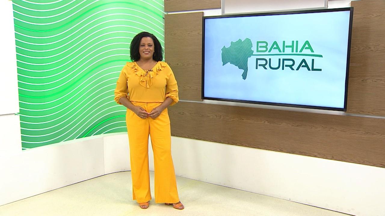 Bahia Rural - 22/11/2020 - Bloco 1