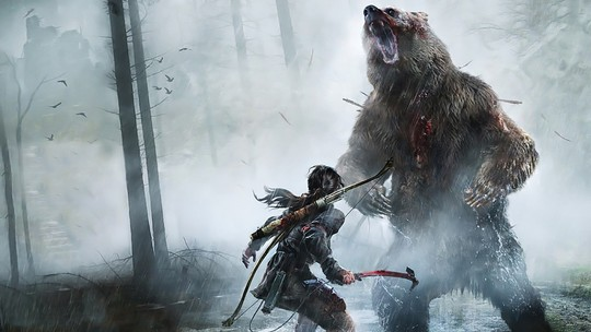 Foto: (Rise of the Tomb Raider (Foto: Divulgação/Square Enix))